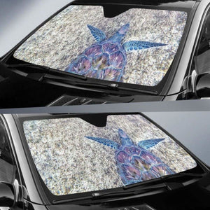 Sea Turtle Auto Sun Shades 918b Universal Fit - CarInspirations