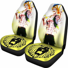 Load image into Gallery viewer, Seven Deadly Sins Escanor Car Seat Covers Universal Fit 051012 - CarInspirations