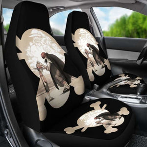 Shanks Luffy One Piece Car Seat Covers Universal Fit 051312 - CarInspirations
