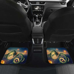 Shenron Dragon Ball Car Floor Mats Universal Fit 051912 - CarInspirations