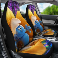 Load image into Gallery viewer, Smurf Funny Car Seat Covers Universal Fit 051012 - CarInspirations