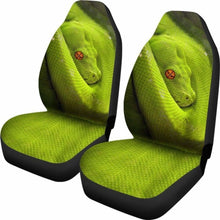 Load image into Gallery viewer, Snake Eye Car Seat Cover 234929 Universal Fit - CarInspirations