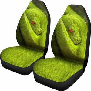Snake Eye Car Seat Cover 234929 Universal Fit - CarInspirations