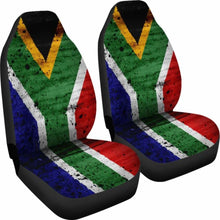 Load image into Gallery viewer, South Africa Flag Car Seat Covers 100421 Universal Fit - CarInspirations