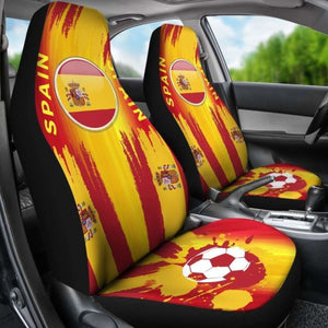 Spain Car Seat Covers Universal Fit 051012 - CarInspirations