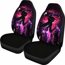 Load image into Gallery viewer, Spider Man Into The Spider Verse Car Seat Covers Universal Fit 051012 - CarInspirations