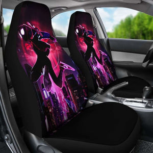 Spider Man Into The Spider Verse Car Seat Covers Universal Fit 051012 - CarInspirations