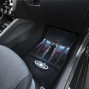 Spider Man Suits Custom Car Floor Mats Universal Fit 051012 - CarInspirations