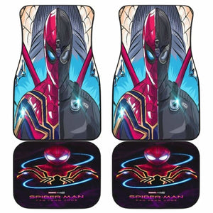 Spiderman Far From Home Art Custom Car Floor Mats Universal Fit 051012 - CarInspirations
