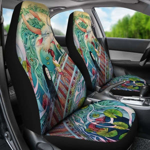 Spirited Away Car Seat Covers Universal Fit 051012 - CarInspirations