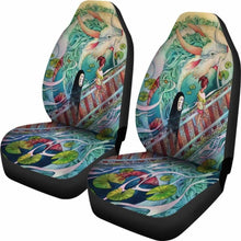 Load image into Gallery viewer, Spirited Away Car Seat Covers Universal Fit 051012 - CarInspirations