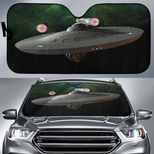Load image into Gallery viewer, Star Trek Ship Car Sun Shades 918b Universal Fit - CarInspirations