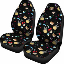 Load image into Gallery viewer, Studio Ghibli Car Seat Covers 1 Universal Fit 051012 - CarInspirations