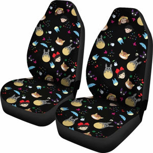 Studio Ghibli Car Seat Covers 1 Universal Fit 051012 - CarInspirations