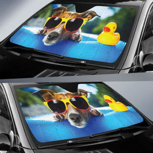 Summer Dog Auto Sun Shades 918b Universal Fit - CarInspirations