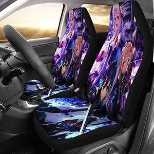 Sword Art Online Ordinal Scale Car Seat Covers Universal Fit 051012 - CarInspirations
