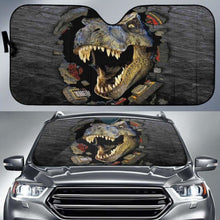 Load image into Gallery viewer, T-rex 3d Auto Sun Shades 918b Universal Fit - CarInspirations
