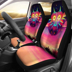 Terrible Fate Car Seat Covers Universal Fit 051012 - CarInspirations