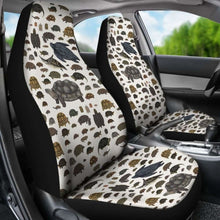 Load image into Gallery viewer, Testudines Car Seat Cover 234929 Universal Fit - CarInspirations