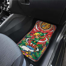 Load image into Gallery viewer, The Legend Of Zelda Car Floor Mats 34 Universal Fit - CarInspirations