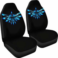 Load image into Gallery viewer, The Legend Of Zelda Car Seat Covers 2 Universal Fit 051012 - CarInspirations