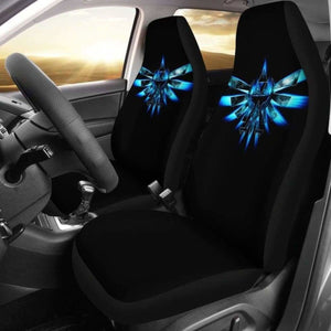 The Legend Of Zelda Car Seat Covers 2 Universal Fit 051012 - CarInspirations