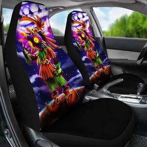 The Legend Of Zelda MajoraS Car Seat Covers Universal Fit 051012 - CarInspirations