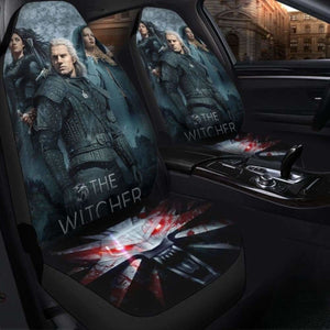 The Witcher 2020 Car Seat Covers Universal Fit 051012 - CarInspirations
