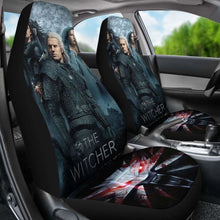 Load image into Gallery viewer, The Witcher 2020 Car Seat Covers Universal Fit 051012 - CarInspirations