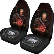 Load image into Gallery viewer, The Witcher Hunt Car Seat Covers Universal Fit 051012 - CarInspirations