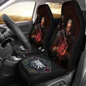 The Witcher Hunt Car Seat Covers Universal Fit 051012 - CarInspirations