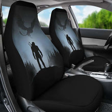 Load image into Gallery viewer, The Witcher Night Car Seat Covers Universal Fit 051012 - CarInspirations