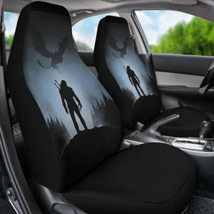 The Witcher Night Car Seat Covers Universal Fit 051012 - CarInspirations