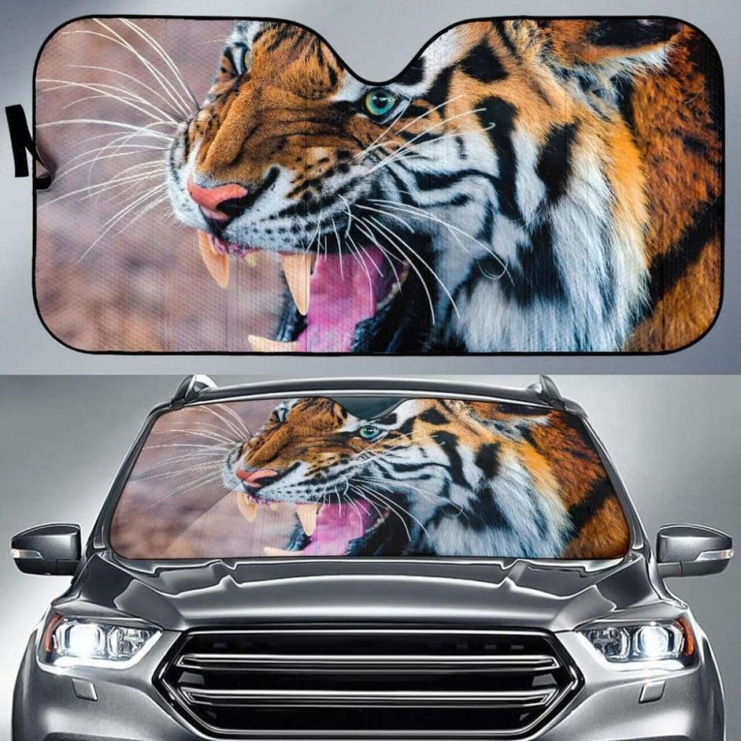 Tiger Car Auto Sun Shade 211626 Universal Fit - CarInspirations