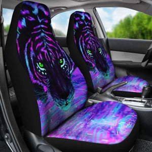 Tiger Car Seat Covers 1 Universal Fit 051012 - CarInspirations