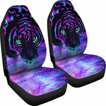 Load image into Gallery viewer, Tiger Car Seat Covers 1 Universal Fit 051012 - CarInspirations