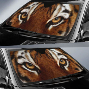 Tiger Eyes Auto Sun Shades 918b Universal Fit - CarInspirations