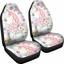 Load image into Gallery viewer, Unicorn Car Seat Covers 3 Universal Fit 051012 - CarInspirations