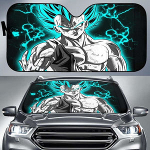 Vegeta Blue Car Sun Shades 918b Universal Fit - CarInspirations