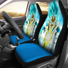 Load image into Gallery viewer, Vegeta Dragon Ball Car Seat Covers Universal Fit 051312 - CarInspirations
