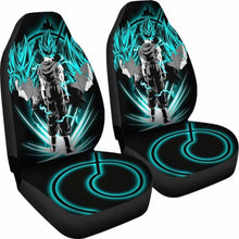Load image into Gallery viewer, Vegito Car Seat Covers Universal Fit 051012 - CarInspirations