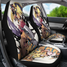 Load image into Gallery viewer, Wargreymon Evolution Car Seat Covers Universal Fit 051012 - CarInspirations