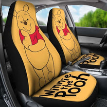 Load image into Gallery viewer, Winnie The Pooh Bear Car Seat Cover Universal Fit 051012 - CarInspirations