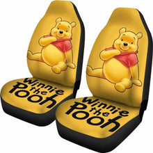 Load image into Gallery viewer, Winnie The Pooh Car Seat Cover Universal Fit 051012 - CarInspirations