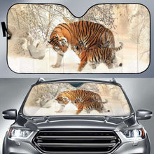 Load image into Gallery viewer, Winter Tiger Auto Sun Shades 918b Universal Fit - CarInspirations