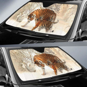 Winter Tiger Auto Sun Shades 918b Universal Fit - CarInspirations
