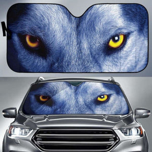 Wolf Eyes Auto Sun Shades 918b Universal Fit - CarInspirations