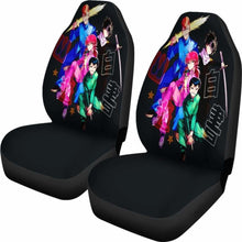 Load image into Gallery viewer, Yu Yu Hakusho Seat Covers 101719 Universal Fit - CarInspirations
