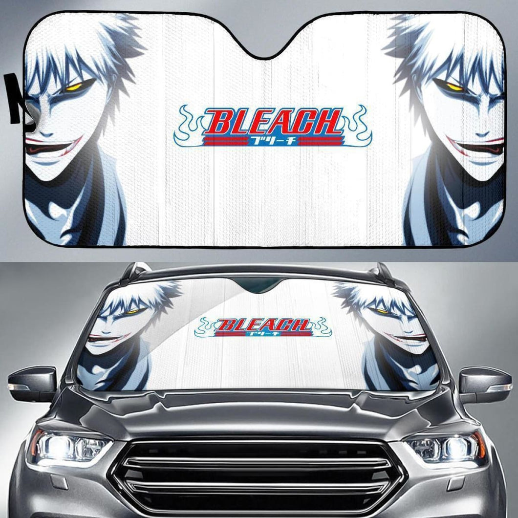 Zangetsu Bleach Anime Auto Sun Shade Nh06 Universal Fit 111204 - CarInspirations
