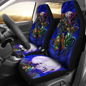 Zelda MajoraS 3D Full Character Car Seat Covers Lt02 Universal Fit 225721 - CarInspirations